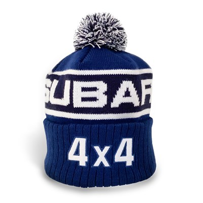 Knitted Hat Retro 4 x 4